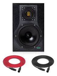 Unity Audio Mini Boulder DSP MKIII | Active 3-Way Monitor | Single