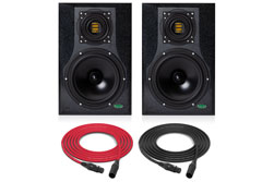 Unity Audio Mini Boulder DSP MKIII | Active 3-Way Monitor | Pair