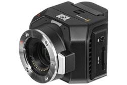 Blackmagic Design Micro Cinema Camera | Miniature Digital Camera