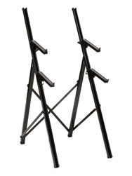 Standtastic 102KS Two-Tier Tall Keyboard Stand